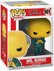 Mr. Burns Vinyl Figure 501