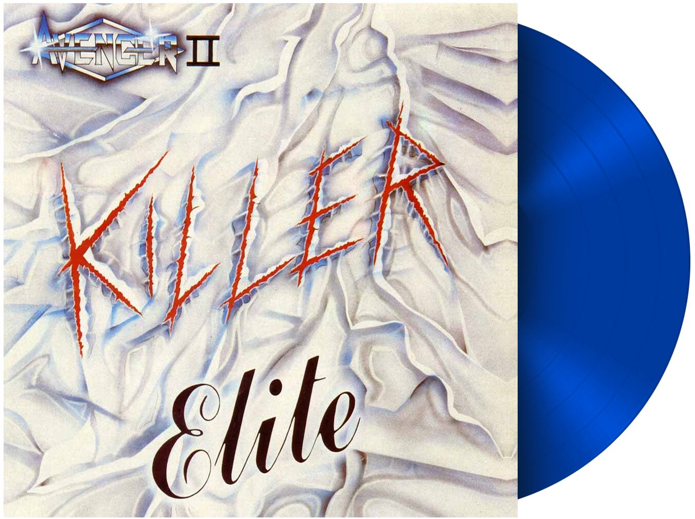 Image of Avenger Killer elite LP blau