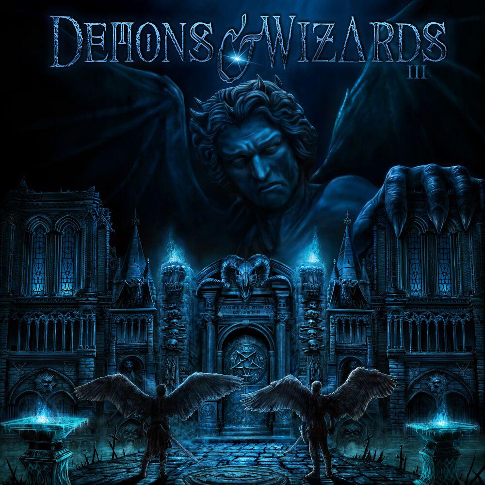 Demons & Wizards  III  CD  Standard