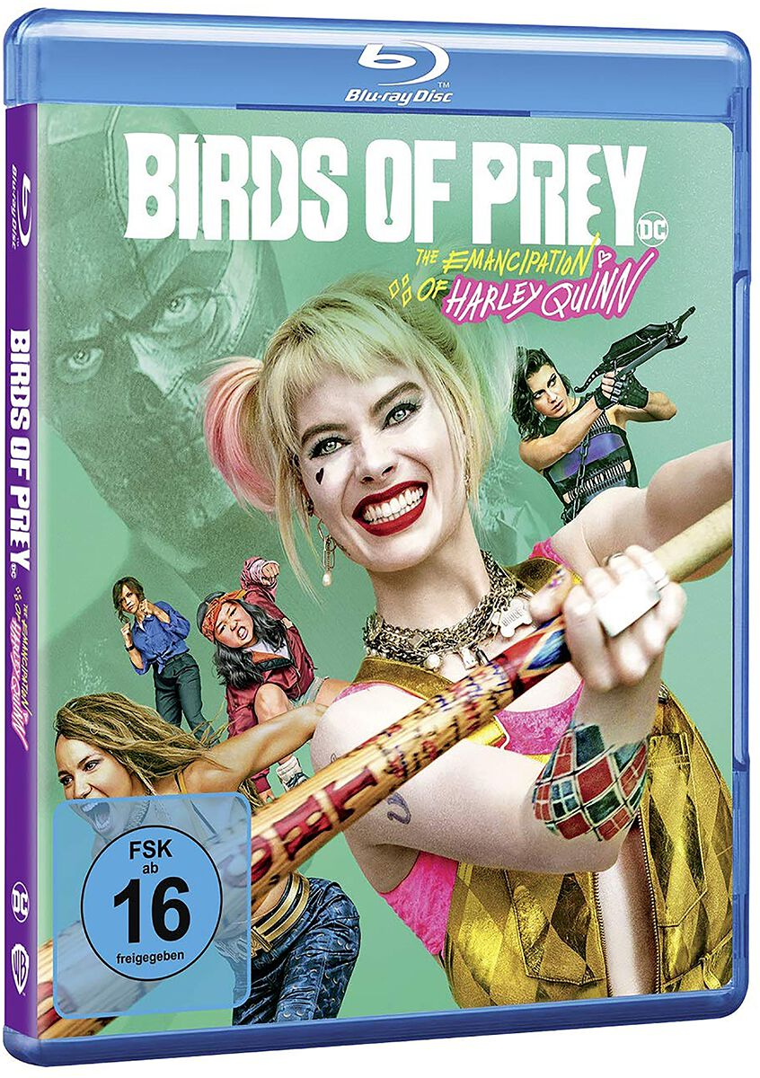 Image of Birds Of Prey The emancipation of Harley Quinn Blu-ray Standard