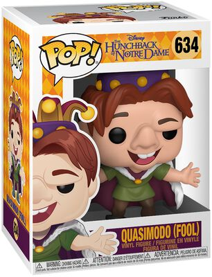 Quasimodo (Fool) Vinyl Figur 634