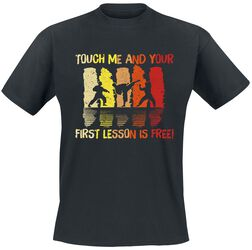 Touch Me And Your First Lesson Is Free!