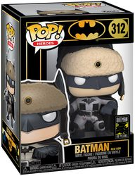 80th - Batman Red Son Vinyl Figur 312