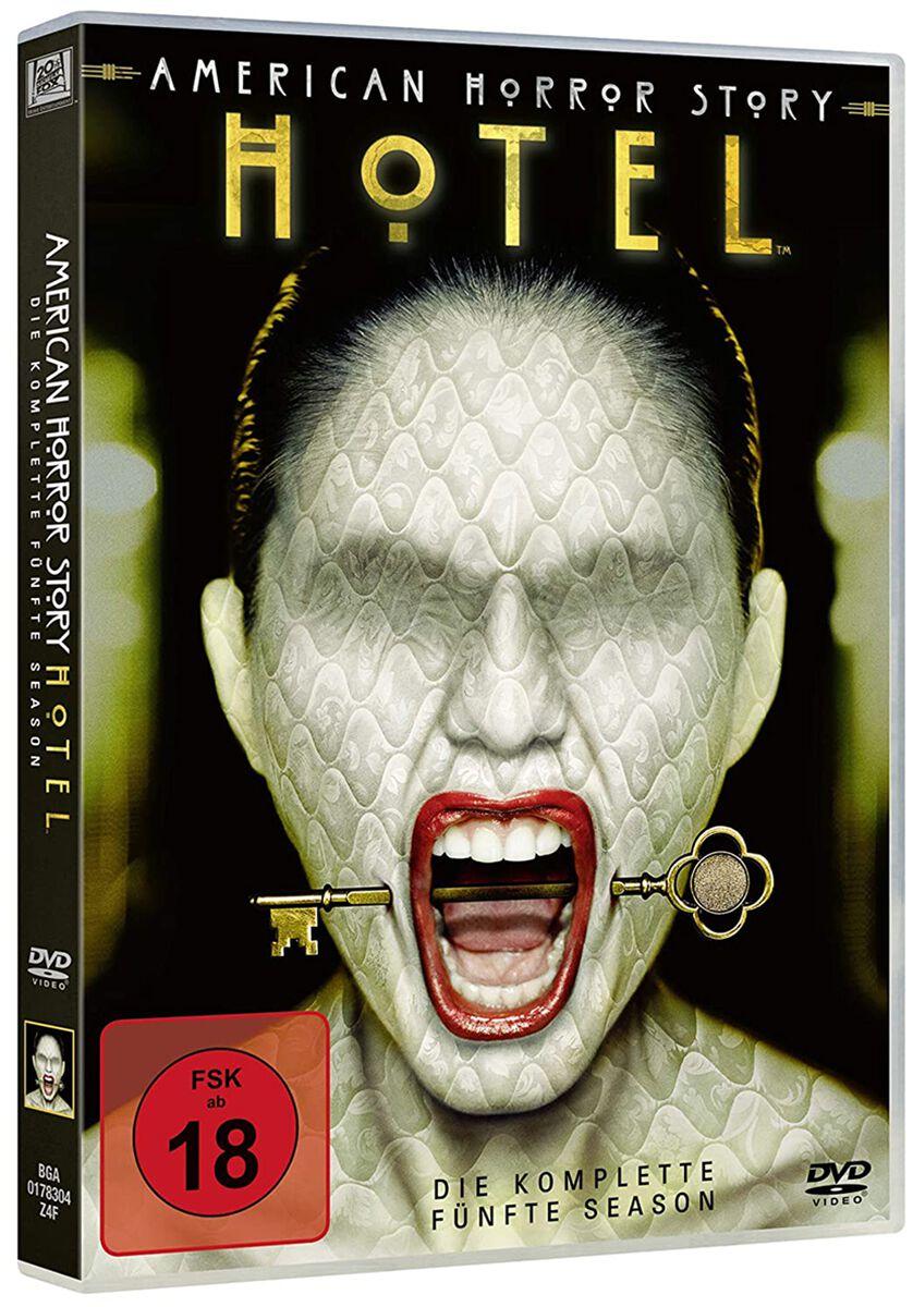 American Horror Story Staffel 5 - Hotel  DVD  Standard