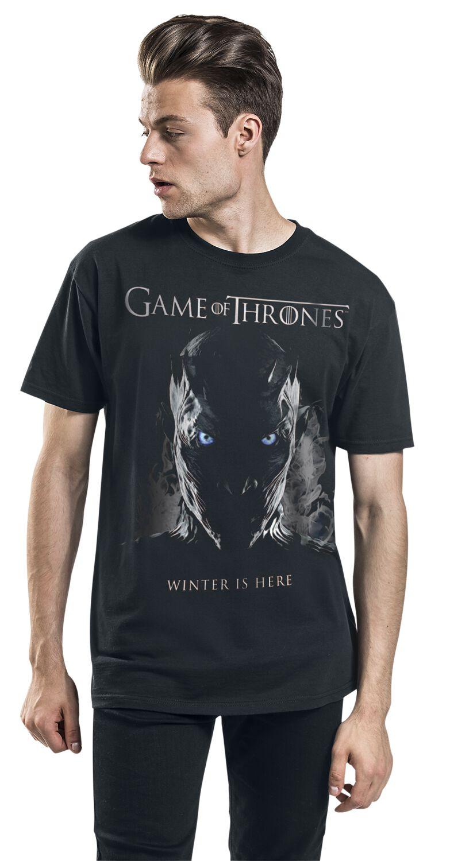 b7fc92e8a2d9 Nachtkönig - Rising | Game Of Thrones T-Shirt | EMP