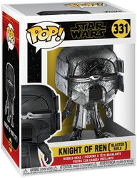 Episode 9 - Der Aufstieg Skywalkers - Knight of Ren (Blaster Rifle) (Chrome) Vinyl Figur 331
