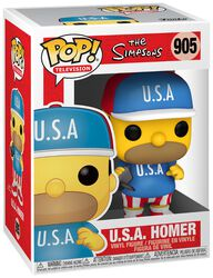 USA Homer Vinyl Figur 905