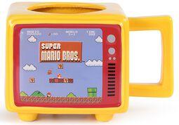 Super Mario Bros - Tasse mit Thermoeffekt