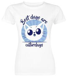 Best Days Are Caturdays