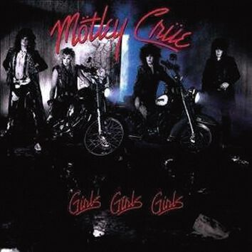 Mötley Crüe Girls, girls, girls CD multicolor 0846070033124