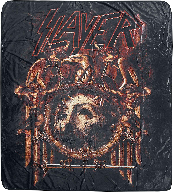 Slayer Repentless  Decke  schwarz