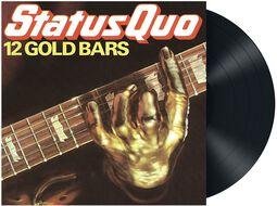 12 gold bars