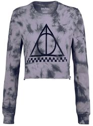 Deathly Hallows Crop LS Harry Potter