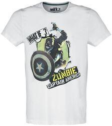 Zombie Captain America