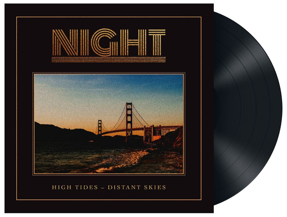 Night High tides - distant skies