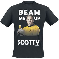 Captain James T Kirk - Beam Me Up Scotty