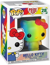 Pride 2020 - Hello Kitty (Rainbow) Vinyl Figur 28