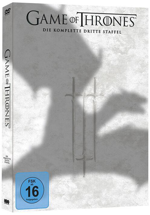 Image of Game Of Thrones Die komplette 3. Staffel 5-DVD Standard