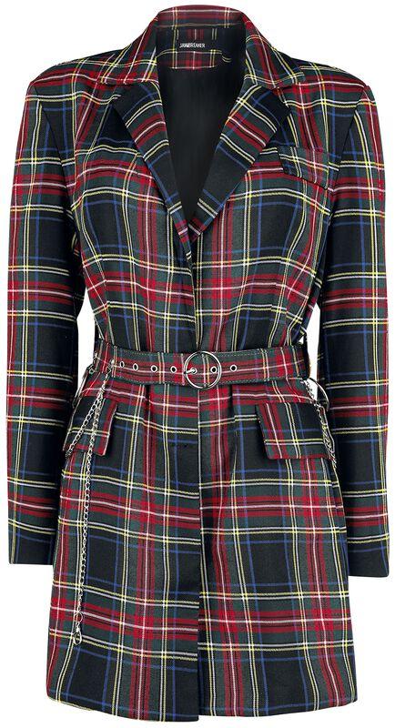 Cherry Bomb Blazer Jacket