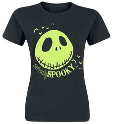 Jack Skellington - Seriously Spooky