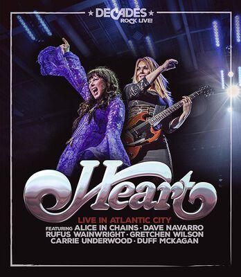 Heart Live in Atlantic City