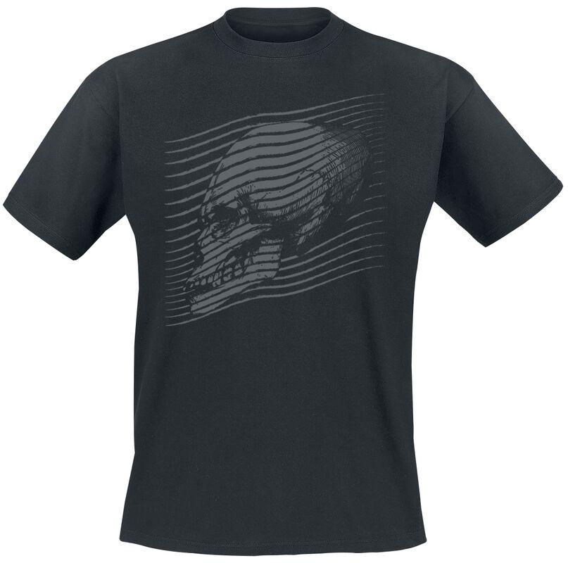 Skull in Lines