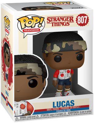 Season 3 - Lucas Vinyl Figure 807