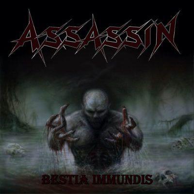 Image of Assassin Bestia immundis CD Standard