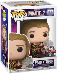 What If...? - Party Thor Vinyl Figur 877