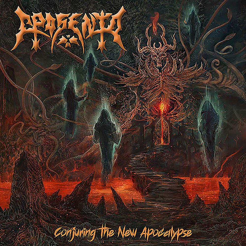 Aposento Conjuring the new apocalypse CD multicolor XM286CD