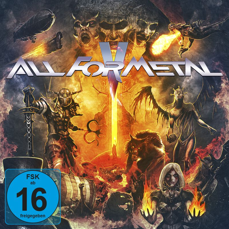 All For Metal   Vol.5
