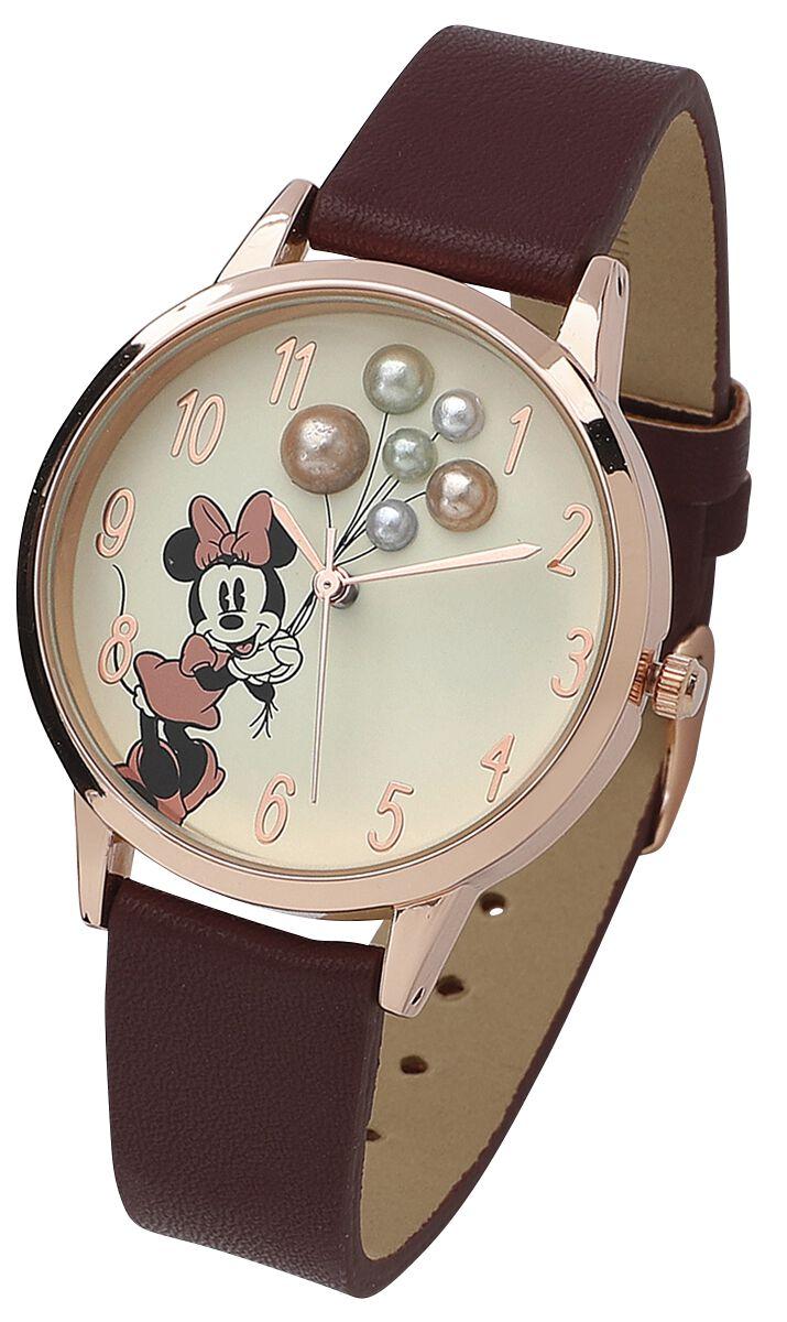Micky Maus - Minnies Ballons - Armbanduhren - rot