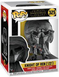 Episode 9 - Der Aufstieg Skywalkers - Knight of Ren (Long Axe) (Chrome) Vinyl Figur 325