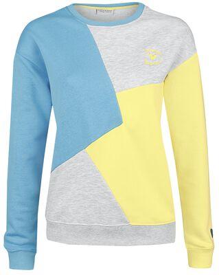 Ladies 80s Sweat Shirt
