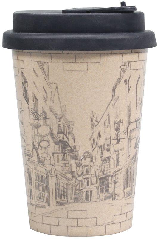 Diagon Alley - Huskup Kaffee-Becher