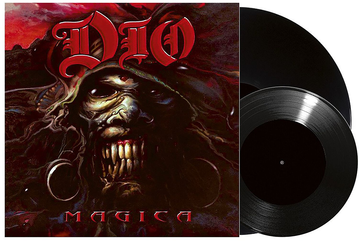 Image of Dio Magica 2-LP & 7 inch Standard