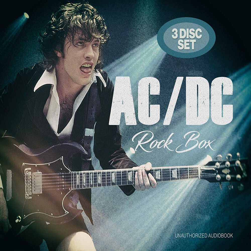 Image of AC/DC Rock box 3-CD Standard