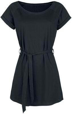 Jesery Kleid mit Bindegürtel