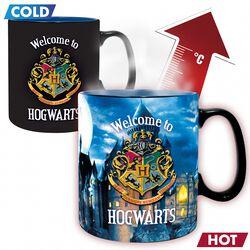 Letter - Heat Change Mug