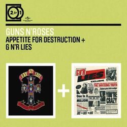 Appetite for destruction / GN'R lies