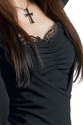 Lace Wickel Hoodie