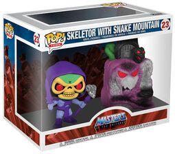 Skeletor with Snake Mountain (Pop! Town) Vinyl Figur 23