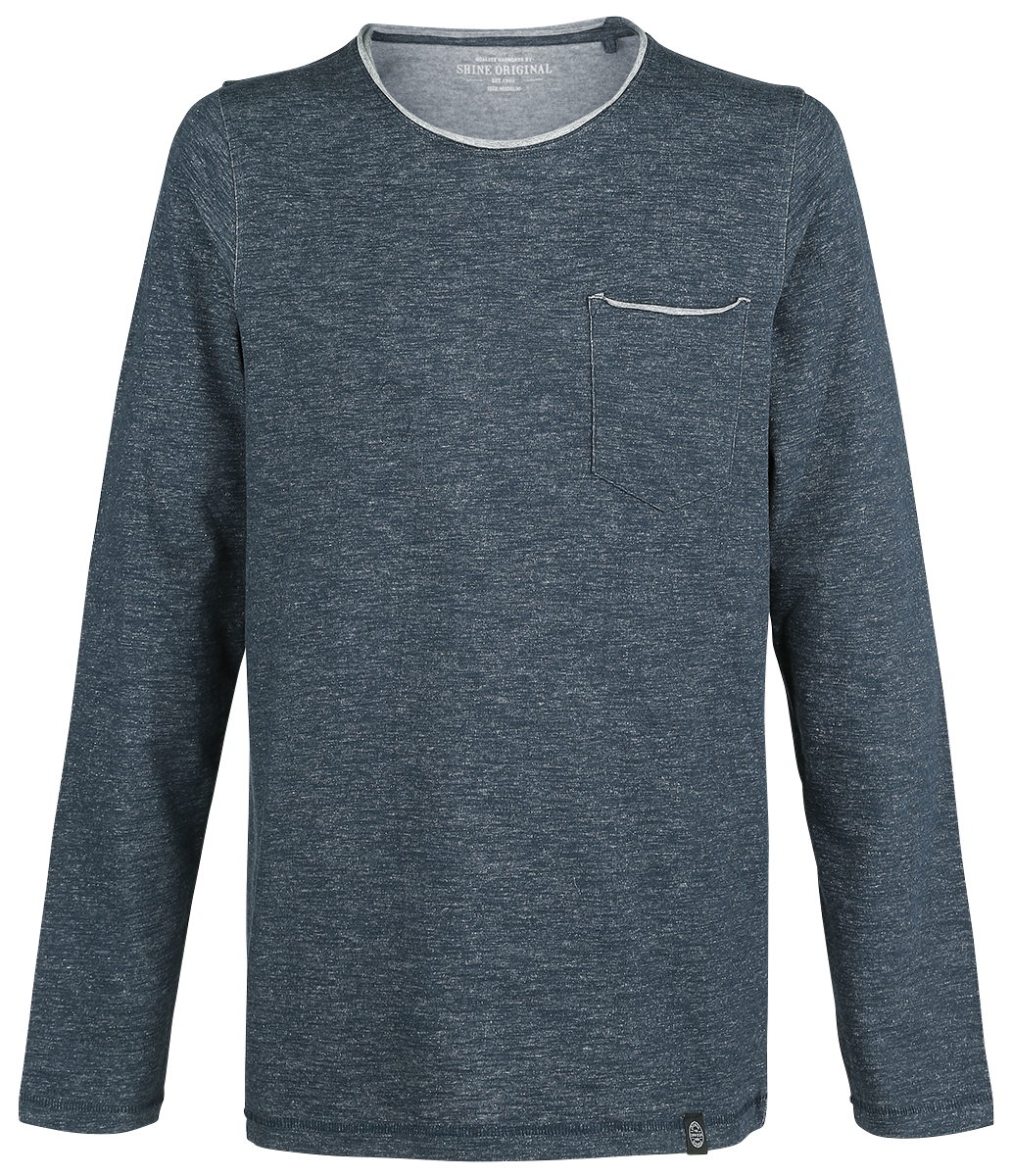 Shine Original - Knox - Sweatshirt - navy image