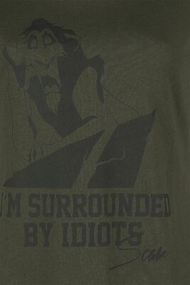 Scar - I'm Surrounded By Idiots