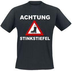 Achtung Stinkstiefel