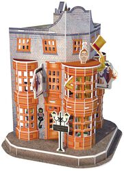 Diagon Alley - Weasleys Wizard Wheezes (3D Puzzle)