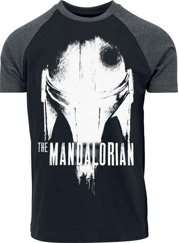 The Mandalorian - Cracked Helmet