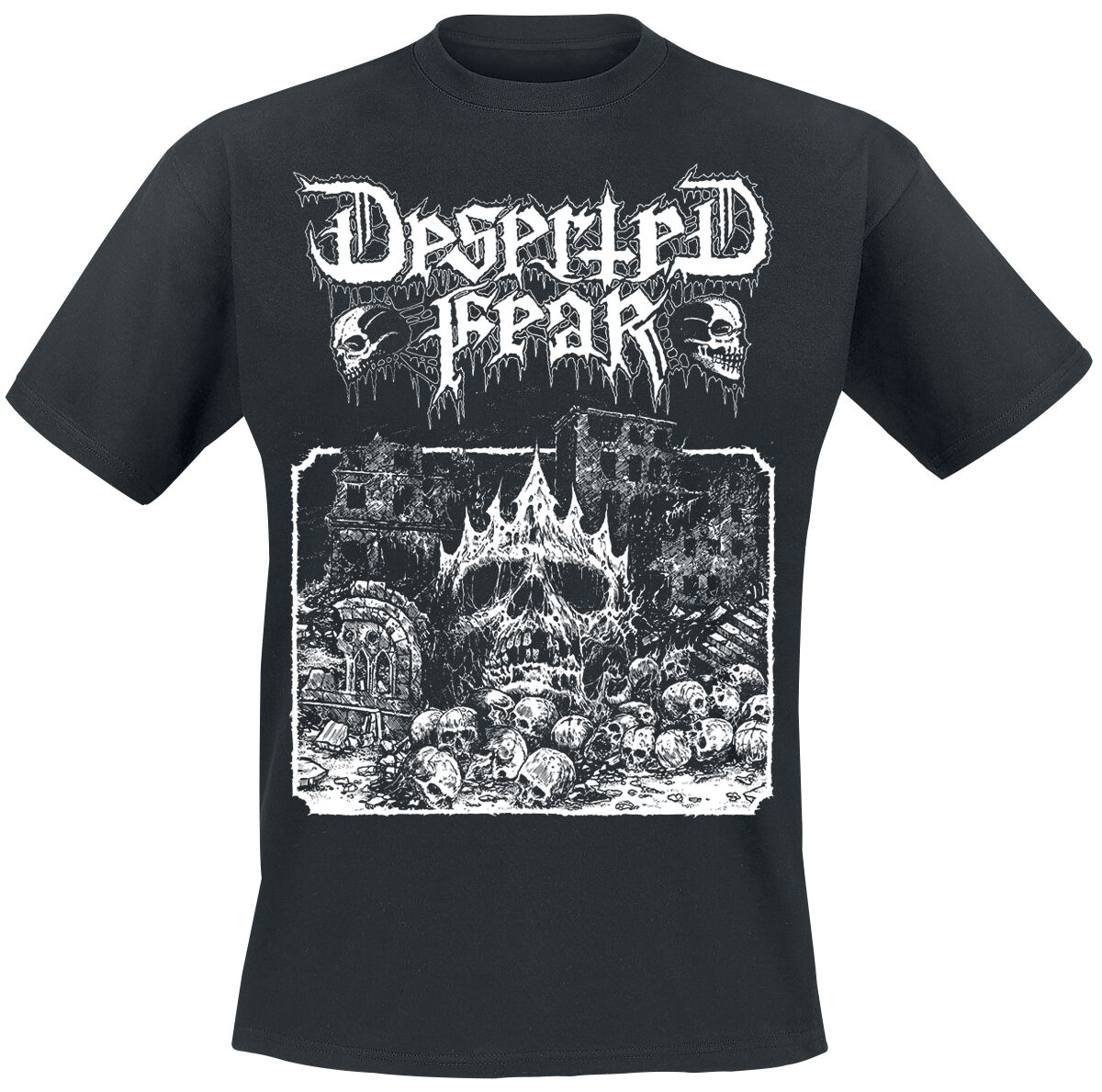 Drowned By Humanity Deserted Fear Cd Emp