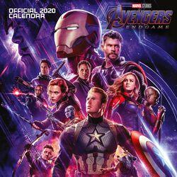 Endgame - Wandkalender 2020