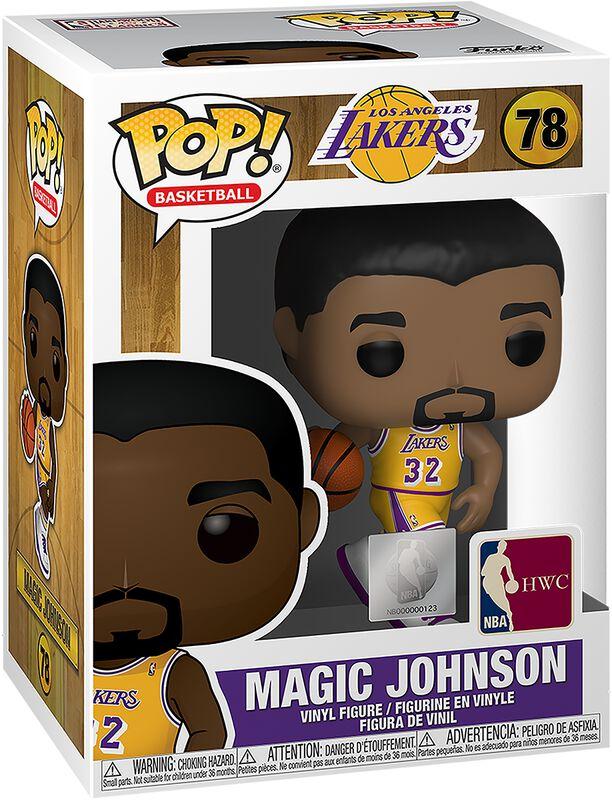 LA Lakers - Magic Johnson Vinyl Figur 78
